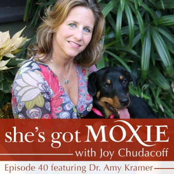 Dr Amy Kramer on She's Got Moxie